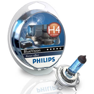 Ampoules Philips BLUEVISION