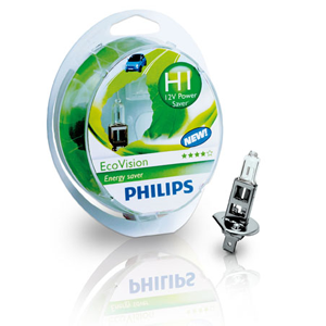 Ampoules Philips ECOVISION