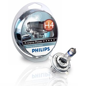 Philips X-treme Power : Ampoules Voiture Philips X-treme Power
