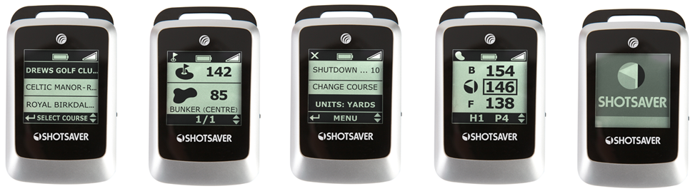 GPS GOLF S210 SNOOPER : GPS GOLF S210 SHOTSAVER