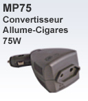 Convertisseurs 75 Watts MP75